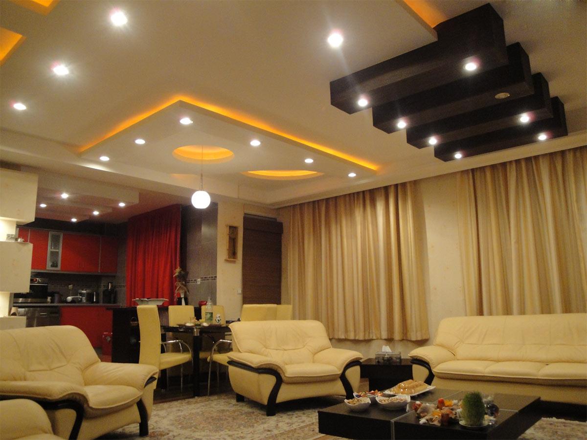 طراحی و اجرای کناف، سقف و دیوار کاذب خود را به ما بسپارید