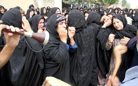 بختیاری ها و آداب و رسوم اصیل آنها - رسم عزاداری و سوگواری بختیاری ها