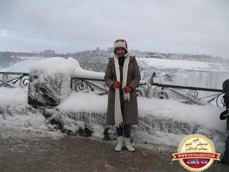 عکس های متفاوت شبنم قلی خانی