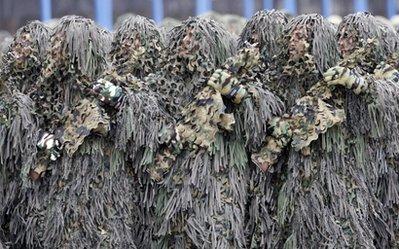 رده بندی قدرت های برتر نظامی جهان