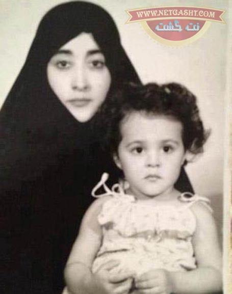 عکسهای لیلا فروهر در عروسی منصور