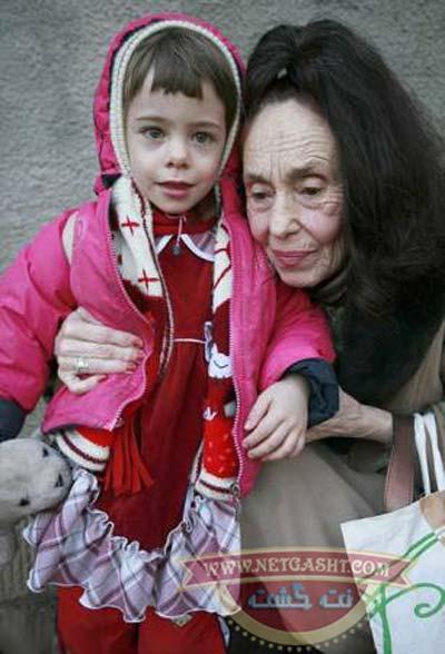 پيرزن 70 ساله، پيرترين مادر جهان