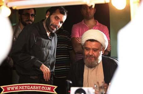 """رسوايي"" اكبر عبدي در نقش روحاني"