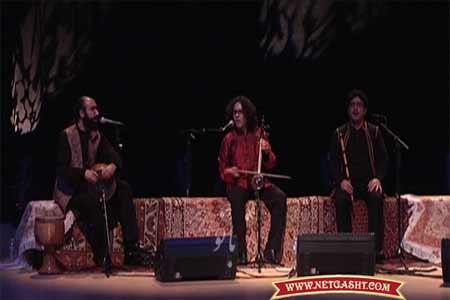 تصاويري از كنسرت زيباي بانوي ايراني پرواز هماي و گروه مستان