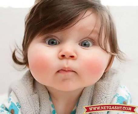 دختر به اين خوشگلي و لپ به اين توپولي ديده بودين؟