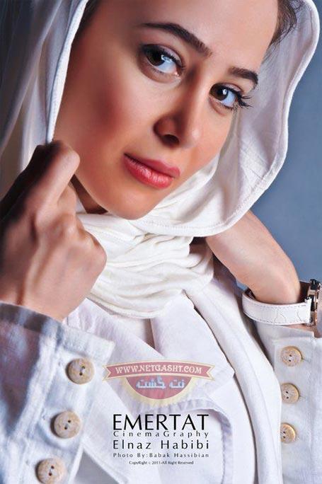 جدیدترین عکس های الناز حبیبی بازیگر نقش عالیه سریال دودکش