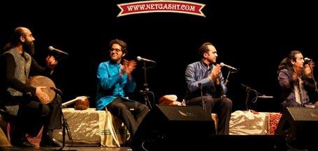 عکس های جدید 2013 از تورها و کنسرت های پرواز همای و گروه مستان