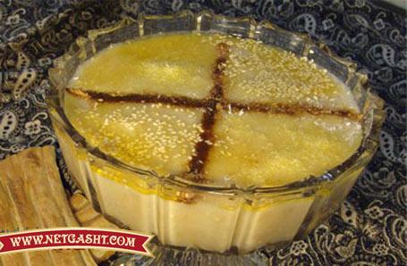 طرز تهیه، پخت، طبخ حلیم سفره افطار ماه رمضان