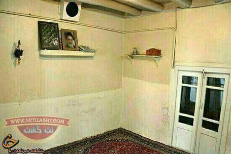 عکس های خانه مسکونی رهبر انقلاب، آیت الله خامنه ای