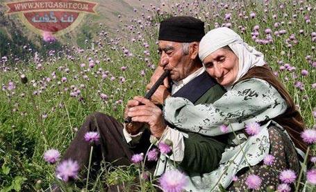 عشق هم عشق های قدیم + عکس