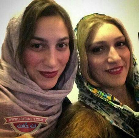 فلامک جنیدی و خواهرش - سیبی که از وسط نصفش کردن