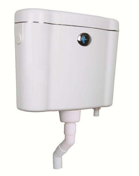 جلوگیری از چکه آب فلاش تانک دستشویی