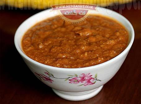 طرز تهیه، پخت و طبخ آش بوشهری