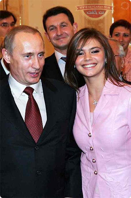 عکس هایی از آلینا کابائوا قهرمان ژیمیناستیک، همسر جدید ولادیمیر پوتین