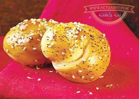 طرز تهیه، پخت و طبخ نان شیرمال