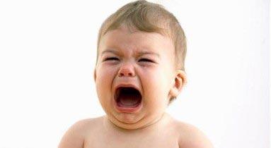 آرام کردن گریه زیاد نوزاد و کودک خردسال