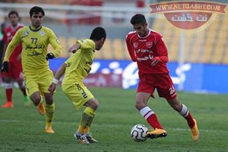 عکس ناجور و جنجالی شهاب زاهدی، بازیکن پرسپولیس