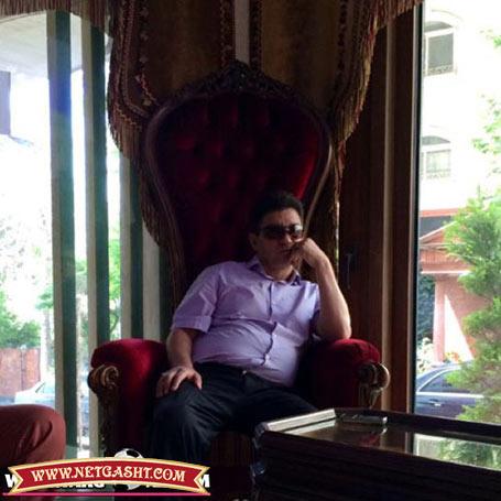 عکس های رستوران شیک امیر قلعه نویی، ژنرال آبی های استقلالی