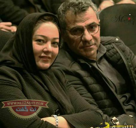 عکس رزیتا غفاری و همسرش