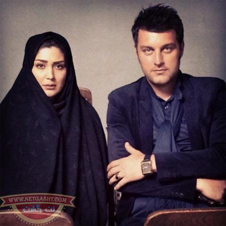 عکس های جدید و قدیم و بیوگرافی باربد بابایی مجری برنامه شب کوک