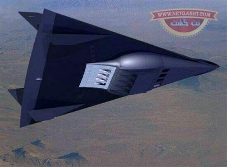 همه چیز درباره آئورورا، هواپیمای جنگنده فوق سری آمریکا + عکس