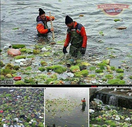 ایرانیان در روز طبیعت چه بر سر طبیعت می آورند- 13 بدر امسال