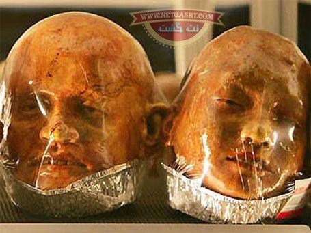 عکس های چندش آوری از پخت گوشت انسان در یک نانوایی