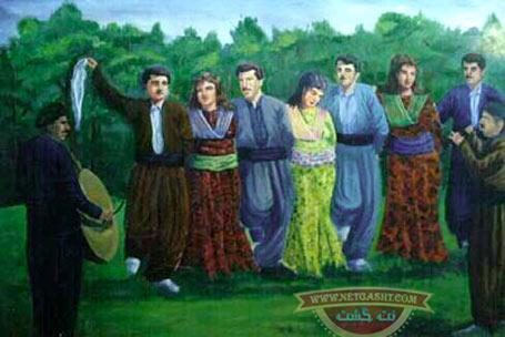 رقص کردی، آیینی به قدمت تاریخ با زیباترین نمادهای فرهنگی ایران