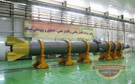 عکس موشک سجیل -  تجهیزات نظامی  از موشک های کوتاه برد تا موشک های دوربرد و قاره پیمای رادار گریز ایران