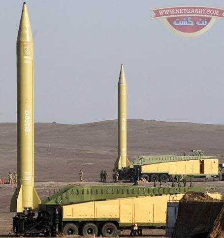 عکس موشک قاره پیمای شهاب 3،4،5 -  تجهیزات نظامی  از موشک های کوتاه برد تا موشک های دوربرد و قاره پیمای رادار گریز ایران