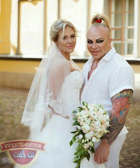 شما می تونید تشخیص بدید عروس کدومه؟