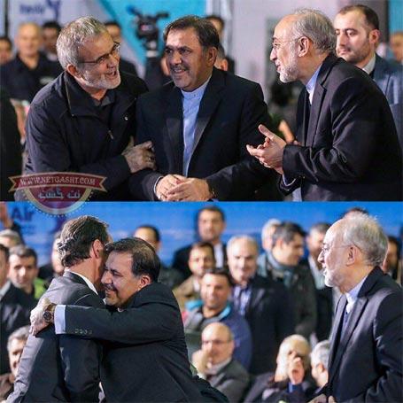 عکس های ذوق زدگی و جشن ورود هواپیمای ایرباس به ایران همراه با وکنش کاربران