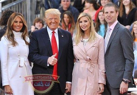 روزی یک میلیون دلار هزینه حفاظت ترامپ و خانواده اش
