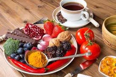 خوراکی های سرشار از آنتی اکسیدان - خواص آنتی اکسیدان ها