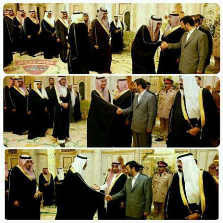 عکسها سخن می گویند- دیپلماسی مقتدر در سالهای نه چندان دور