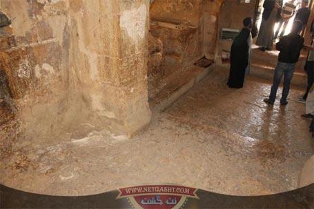 عکس ها و تصاویری از غار اصحاب کهف