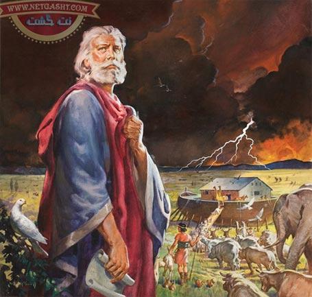 کشف لوح طرح اولیه و نقشه ساخت کشتی نوح
