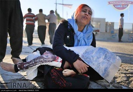 تصاویری غم انگیز و دردناک از زلزله کرمانساه و سرپل ذهاب
