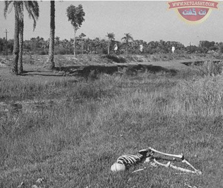 عکس وحشتناکی از قحطی بزرگ در بنگال (بنگلادش و هند)