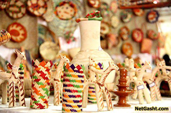 صنایع دستی زیبای قشم