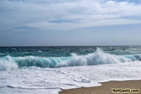 دلیل شور بودن آب دریاها