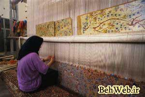 بویین زهرا و هنرها و صنایع دستی آن